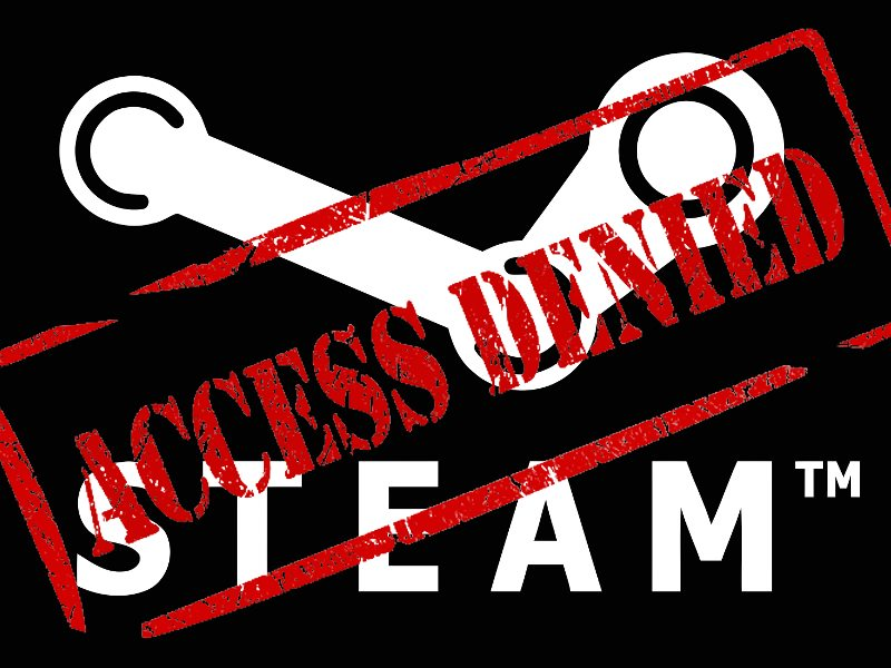 STEAM_ACCESS_DENIED
