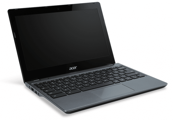 The most recent Acer C720 Chromebook