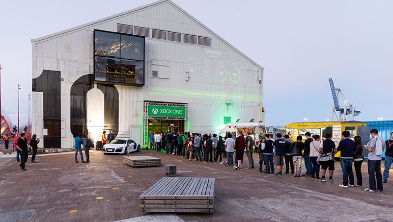 Xbox_One_NZ_launch
