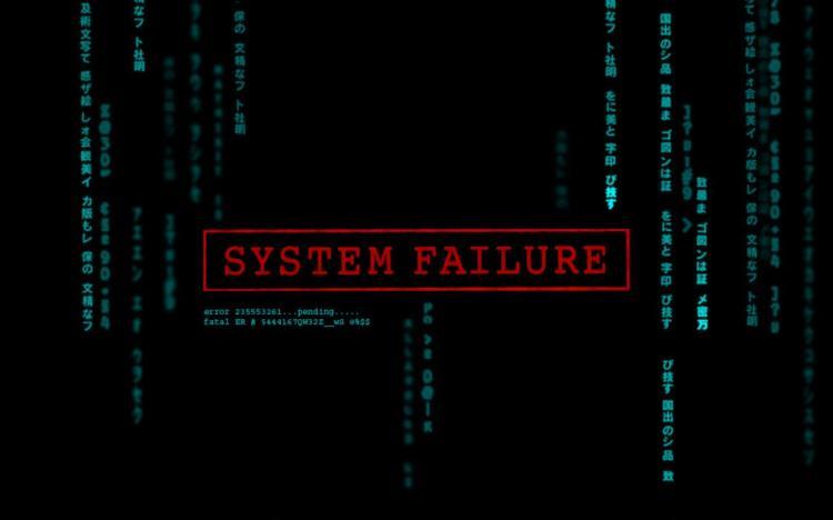 Matrix - System Failure