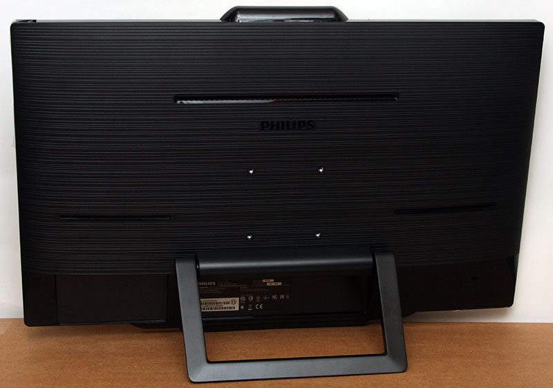 Philips231C5_Rear