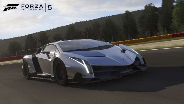 Lamborghini Veneno Forza 5 DLC