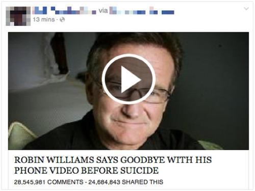 robin williams exploit