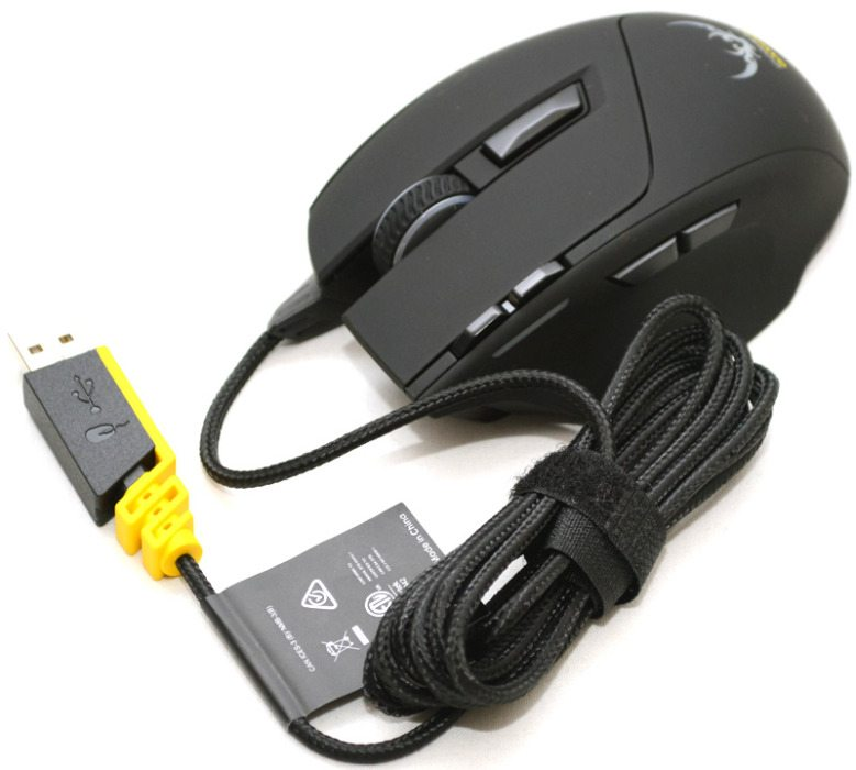 how to clean mouse wheel sensei 700