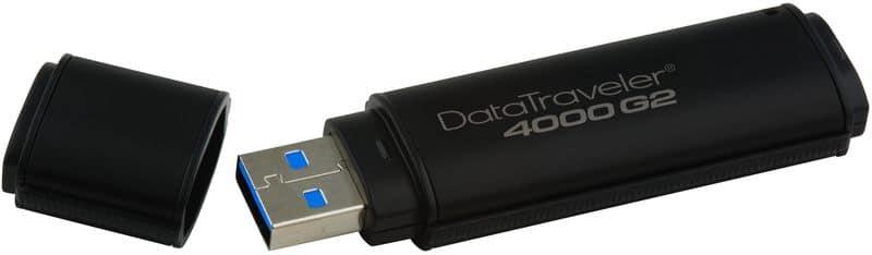 DataTraveler 4000 Gen 2 2