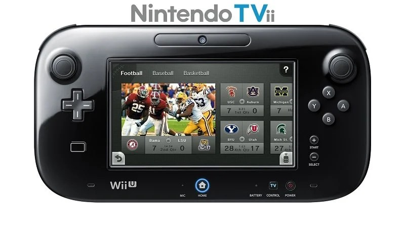 Wii U TVii