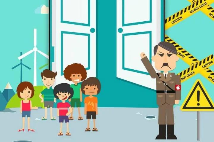 Apple-Hitler