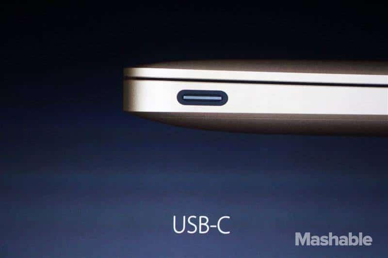 New Gold Macbook 4