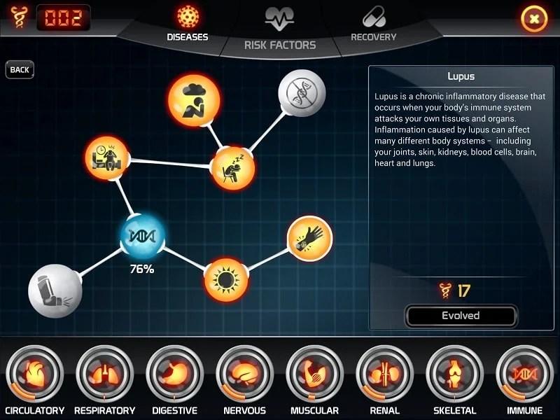 bio inc screenshot