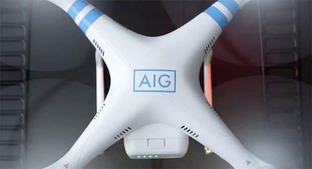 AIG drone