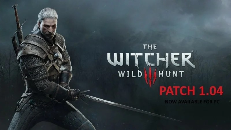 witcher 3 patch