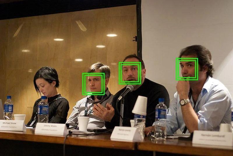 Face_detection Facial Recognition