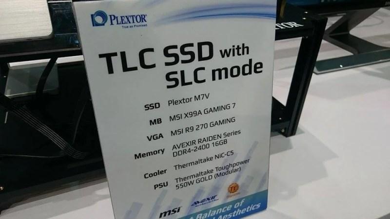 Plextor TLC Computex 2