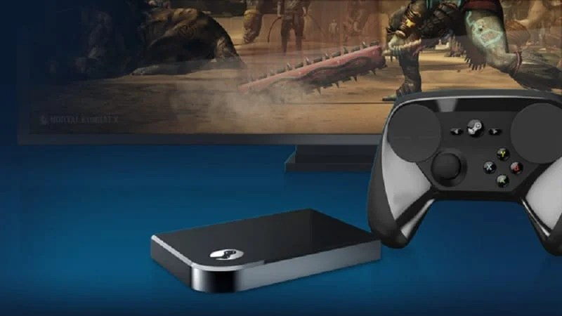 Steam Hardware Link Controller