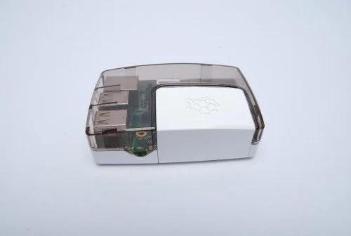raspberry pi case prototype 1