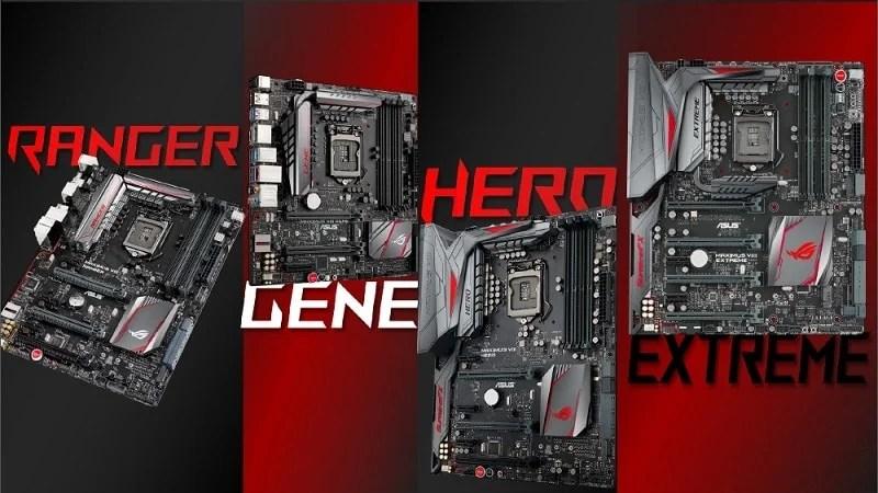 ASUS Z170 ROG Hero Extreme Ranger Gene
