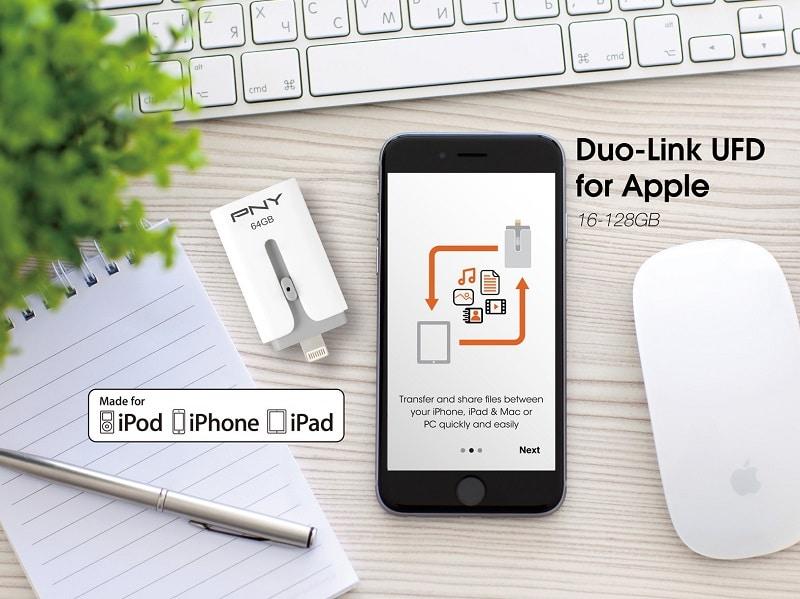 PNY usb apple flash drive