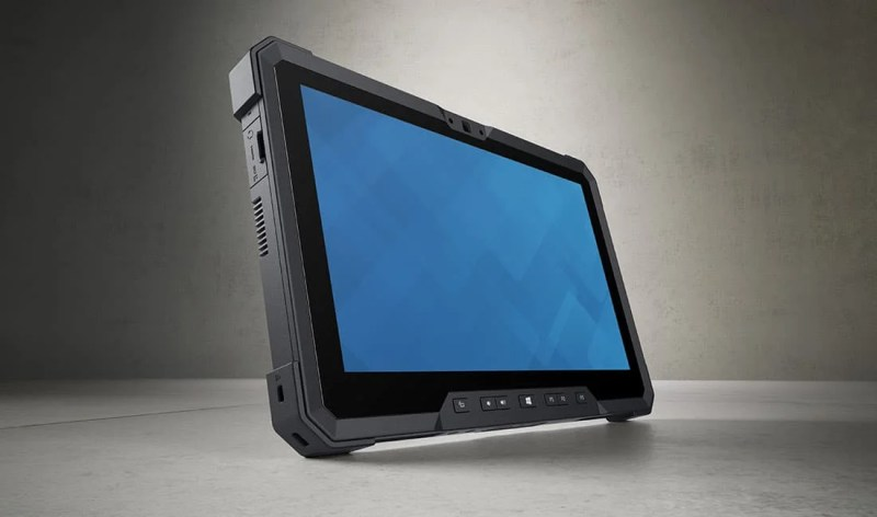 Latitude 12 Ruggedd Tablet