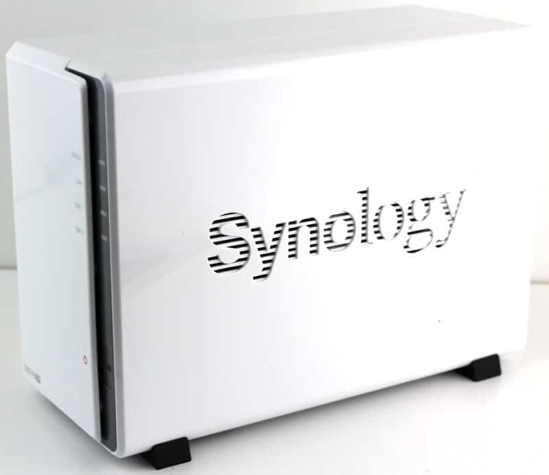 Synology_DS216se-Photo-front angle