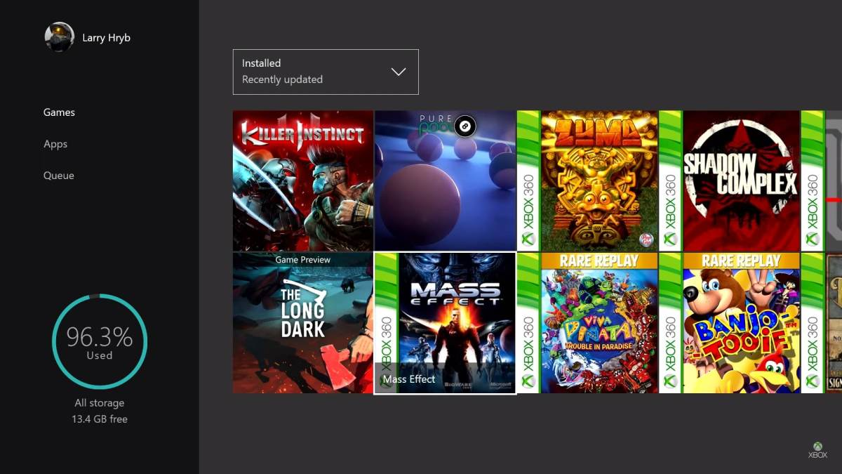 Xbox One Gamer Pics List : Xbox one backwards compatibility game list revealed eteknix
