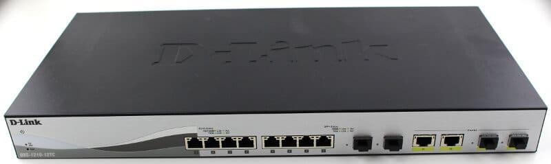 D-Link DXS-1210-12TC-Photo-front