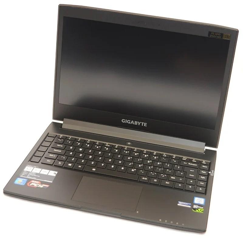 Gigabyte Aero 14 GTX 970M Gaming Laptop Review  eTeknix