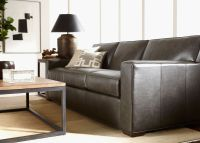 Kendall Leather Sofa | Sofas & Loveseats