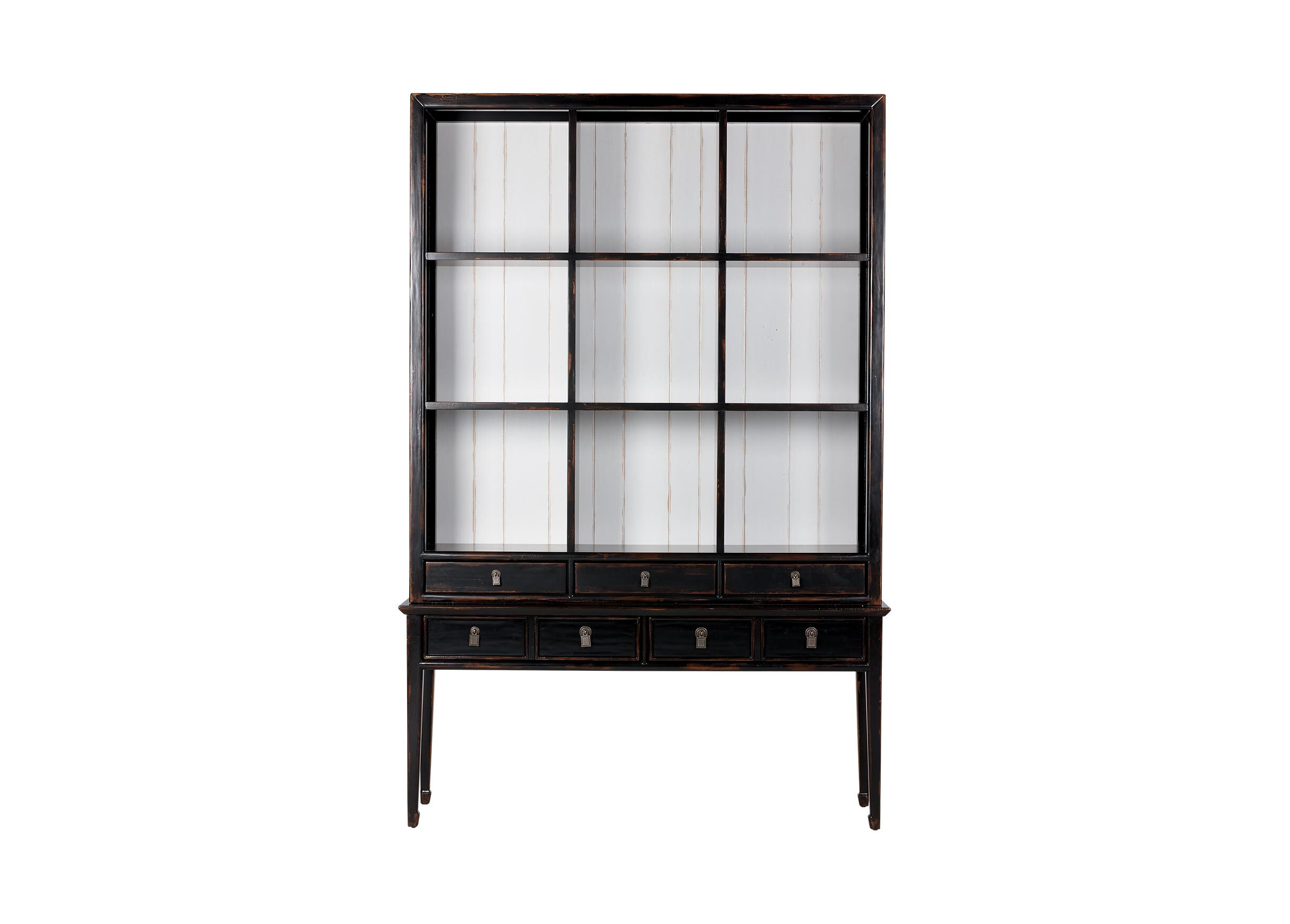 Ming Display Cabinet Storage Display Ethan Allen