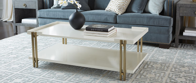 Shop Coffee Tables Living Room Tables Ethan Allen - tables for living room