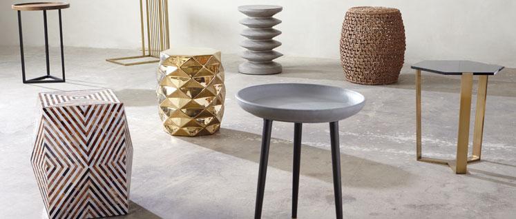 Shop Side \ Accent Tables Decorative Tables Ethan Allen - living room end tables