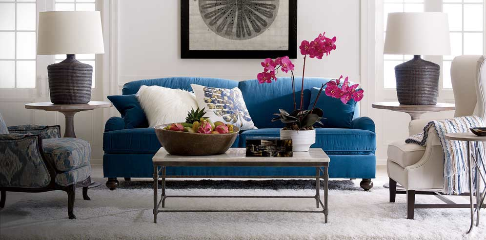 Shop Living Room Furniture Sets Family Room Ethan Allen - gray living room furniture sets