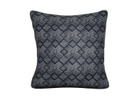Distin Navy Outdoor Pillow | Outdoor Pillows | Ethan Allen