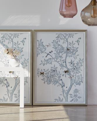 Shop Framed Art Framed Prints and Artwork Ethan Allen - artwork for living room