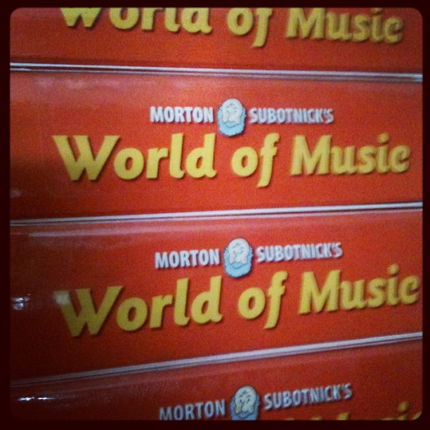 Morton Subotnick's World of Music