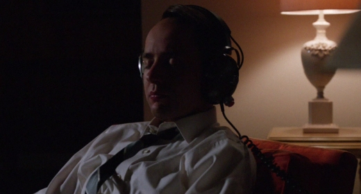 Pete Campbell drowns it all out