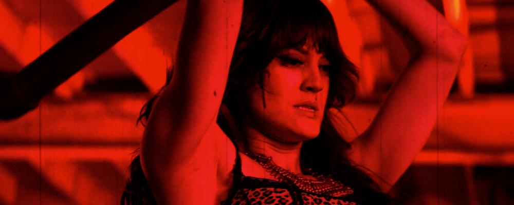 """Laine Rettmer as Sheila in Mara Tasker's """"Sheila Scorned"""""""