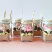 Cute DIY Wedding Favours