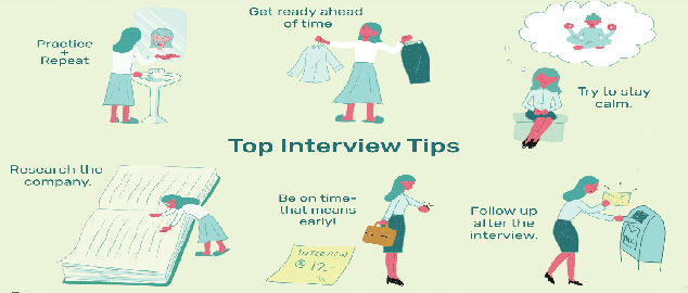 7 Interview Tips That Will Help You Get Hired \u2013 Ethiopian Reporter