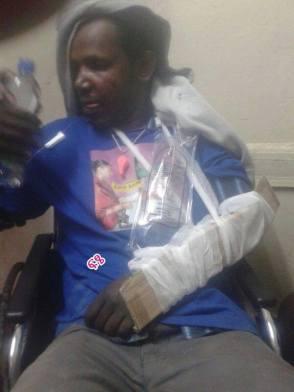 Police brutality in Ethiopia