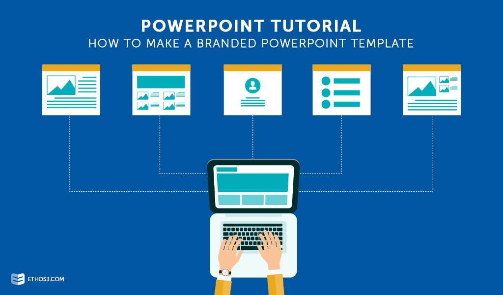 creating ppt template