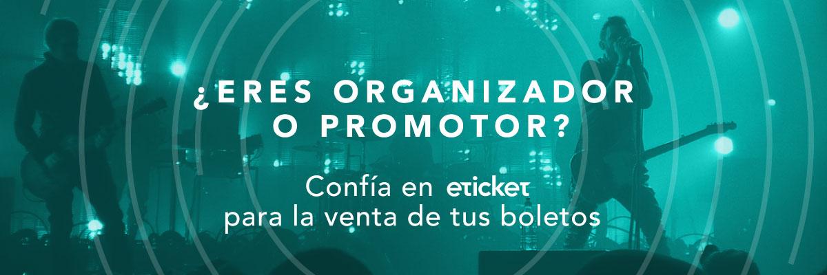 Vende los boletos, boletas y entradas de tu evento en eticket México - como hacer boletos para un evento