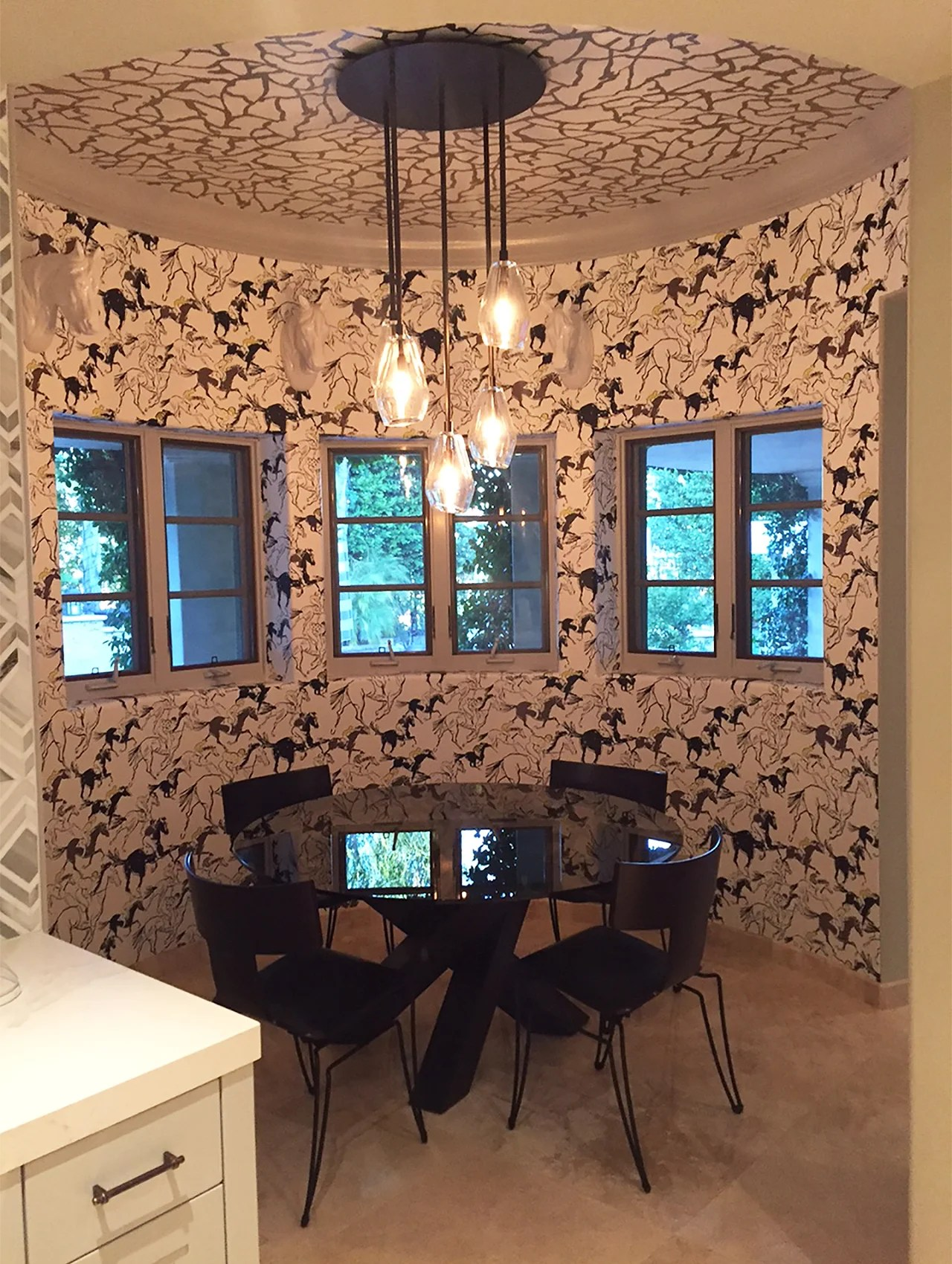 Cute House Wallpaper Kaley Cuoco S Redecorated Her Home With 3 450 Worth Of