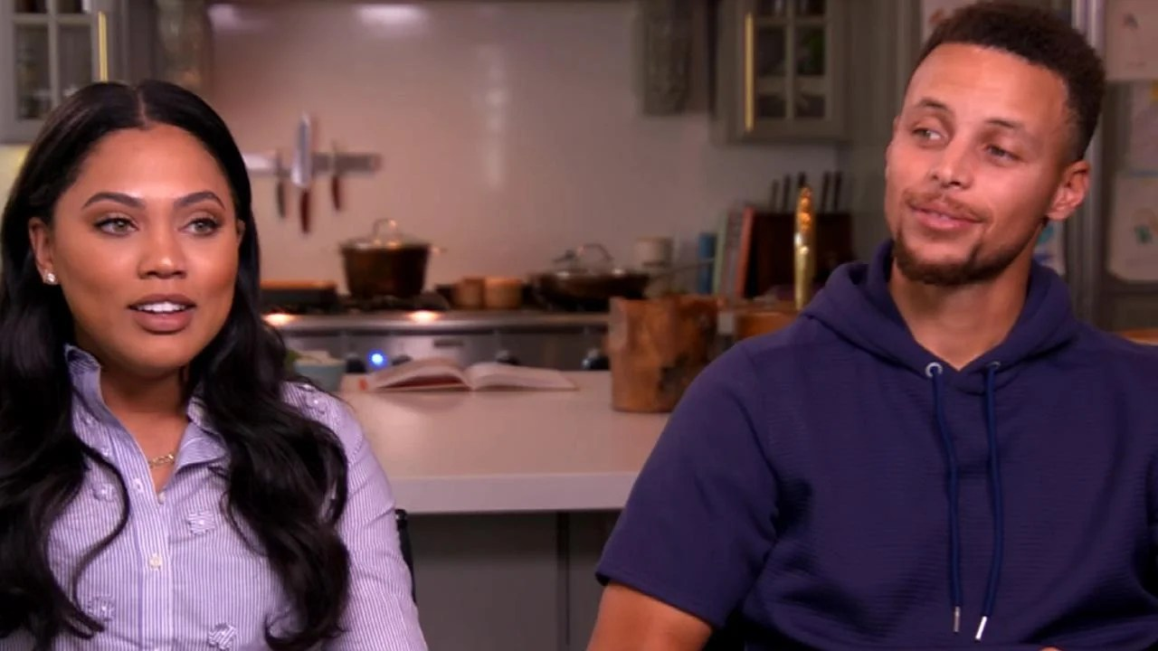ayesha curry and stephen curry split