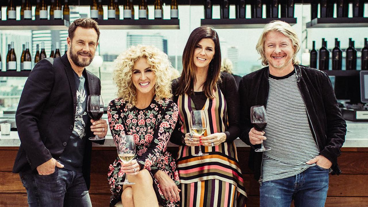 Day Drinking With Little Big Town On Tipsy Songwriting