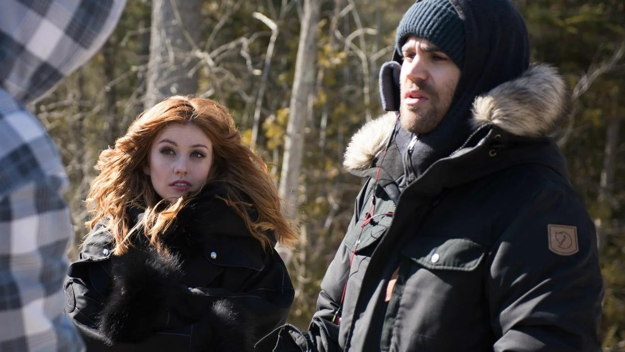 Exclusive Paul Wesley Dishes On Directing 39shadowhunters