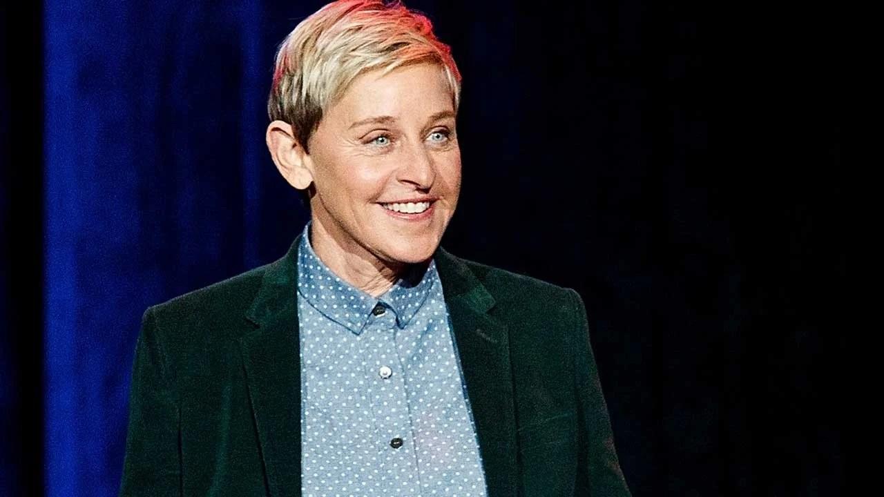 Ellen Degeneres Talks Ending Talk Show Admits She Wrestles With The Idea Entertainment Tonight