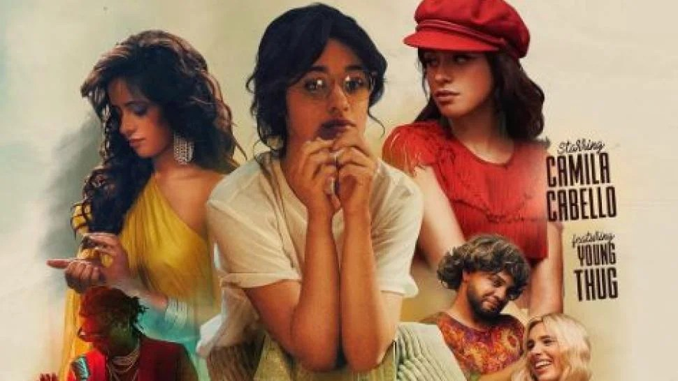 Hd Wallpaper Crying Girl Camila Cabello Is Red Hot In Telenovela Inspired Music