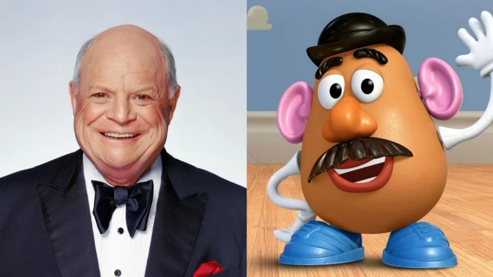 Toy Story 4 Will Include The Late Don Rickles As Mr