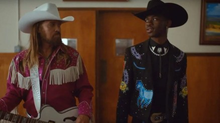 Lil Nas X And Billy Ray Cyrus Drop Star Studded Music