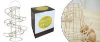 Kitchen Storage HELTER SKELTER Spiral Egg Holder Rack ...